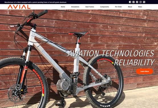 сайт велосипеды